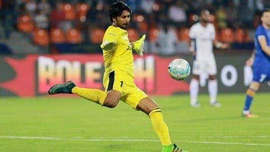 Subhasish Roy Chowdhury is the first-choice goalkeeper of NorthEast United FC