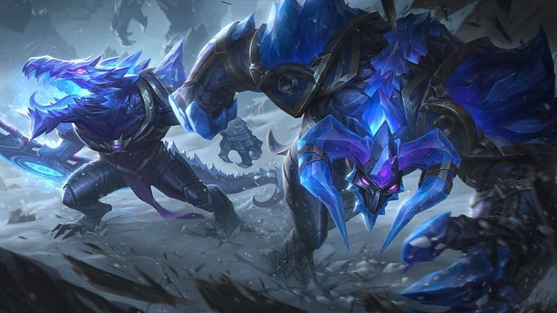 PBE update for League of Legends Patch 10.5