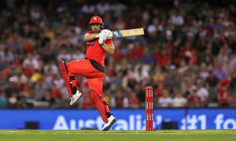 Aaron Finch is a welcome addition