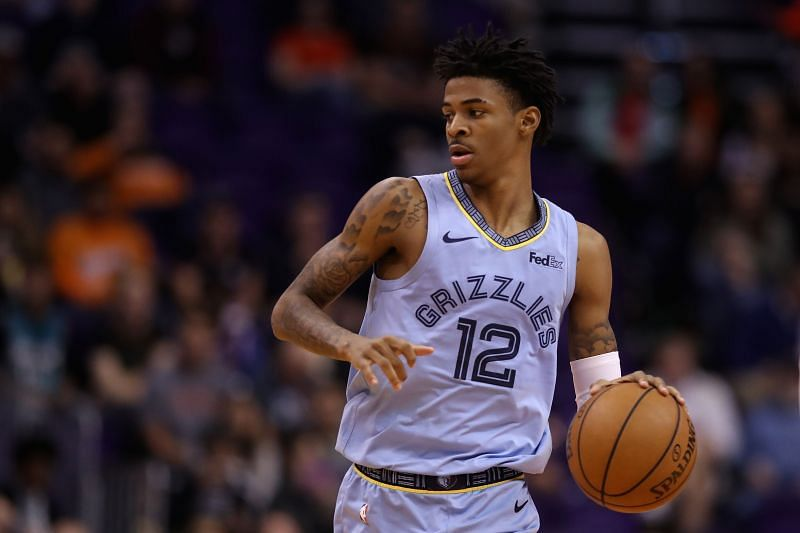 Memphis point guard Ja Morant is among the standout candidates to be named 2020 Rookie of the Year