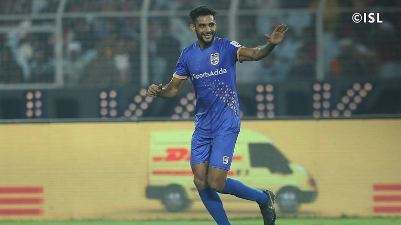P ratik and Mumbai City FC bounced back from a patchy start to the season