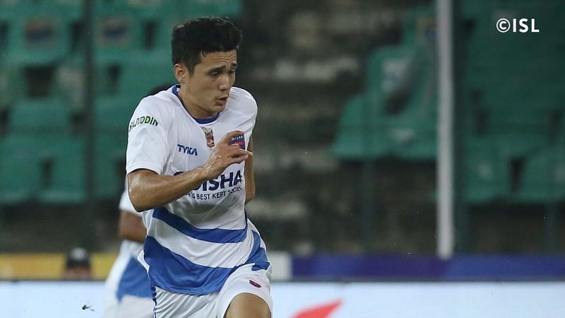 Vinit Rai and Odisha FC seem the perfect fit for each other