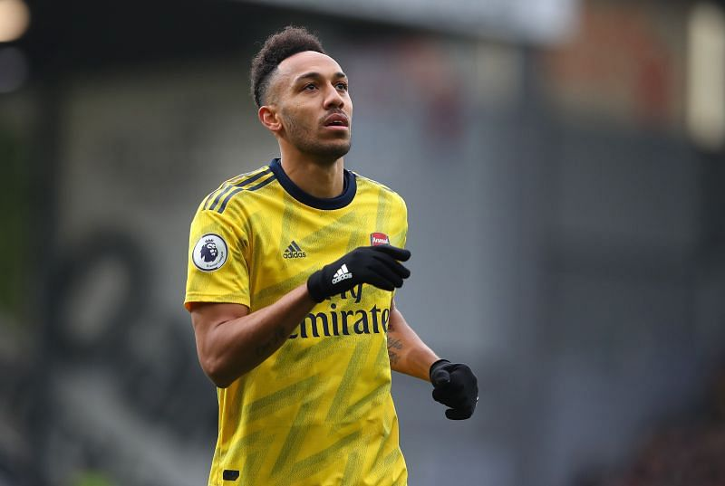 Pierre-Emerick Aubameyang for Arsenal FC