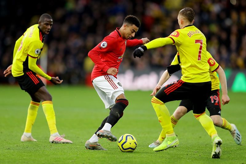 Manchester United host Watford at Old Trafford in the Premier League