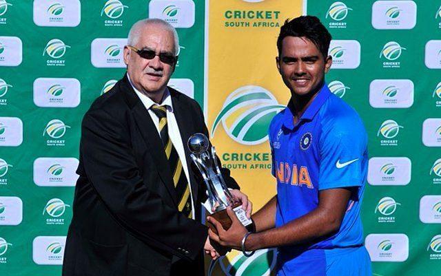 Divyaansh scored 142 runs in the tournament including two unbeaten half-centuries