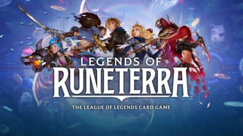 Legends of Runeterra recieves its first major patch update