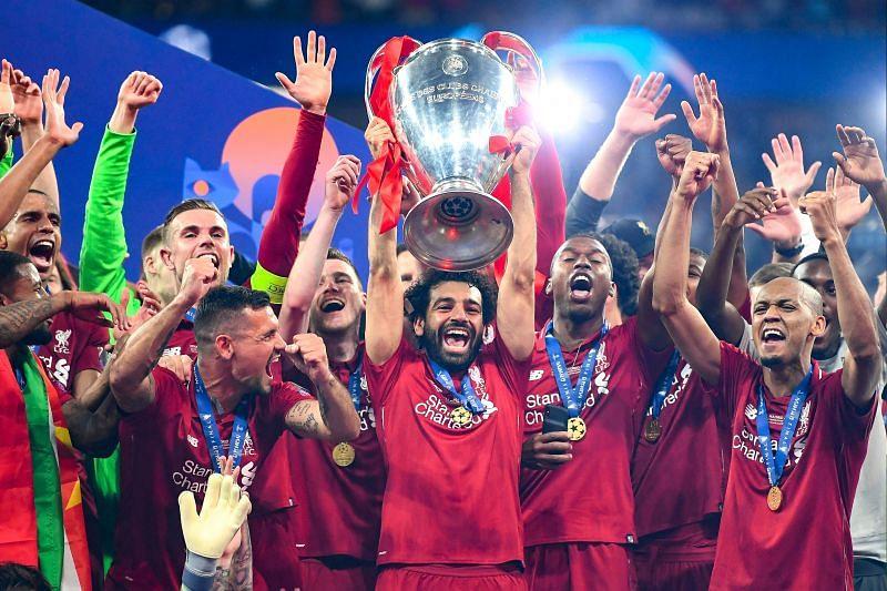 Defending UEFA Champions League champions Liverpool