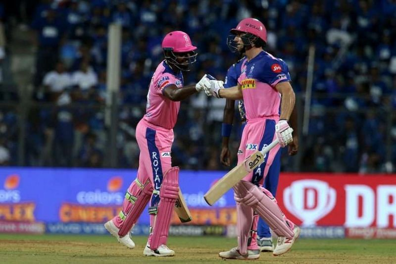 Will Sanju Samson partner Jos Buttler at the top of the innings ?