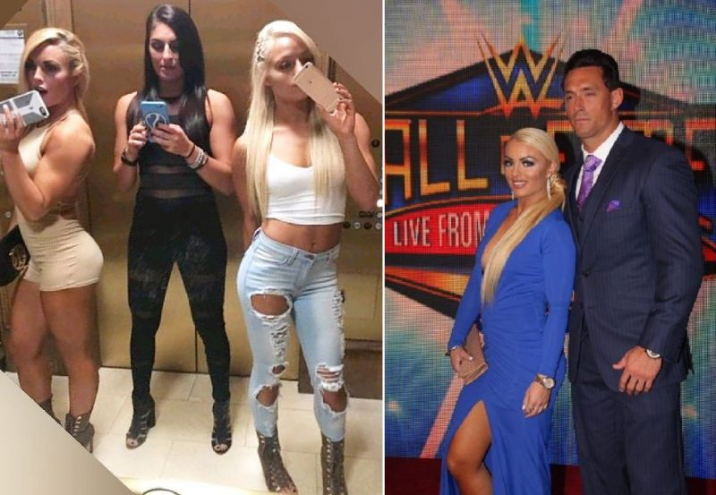 Mandy Rose has been able to keep a number of facts under wraps