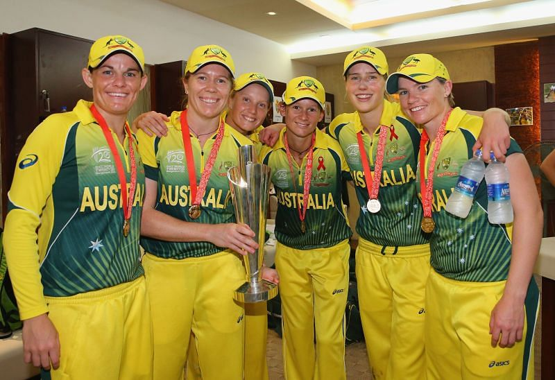 England v Australia: Womens Final - ICC World Twenty20 Bangladesh 2014