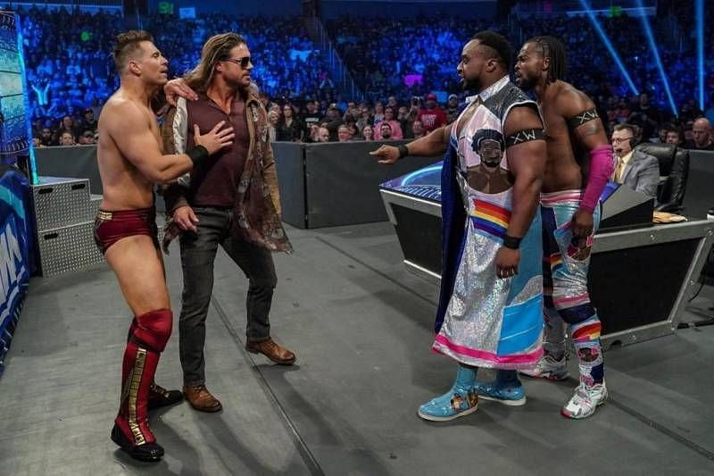 Miz and Morrison can definitely work wonders with the title