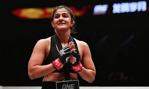 Ritu Phogat is the daughter of former wrestler Mahavir Singh Phogat