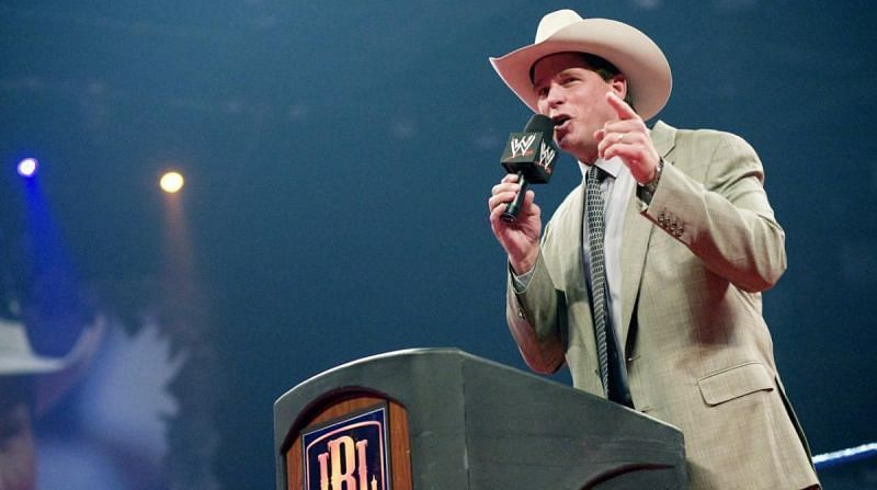 JBL enjoyed a considerable amount of success in the WWE