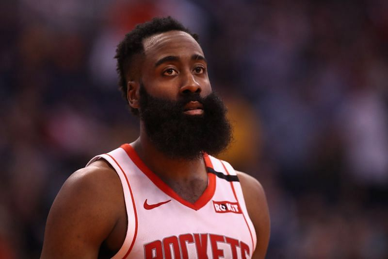 Harden is averaging 1.7 steals per game this season.