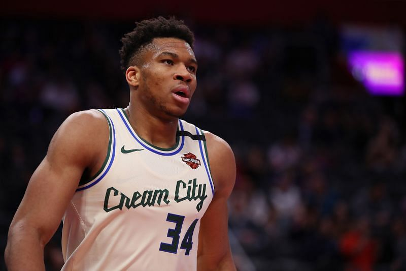 Giannis Antetokounmpo and the Milwaukee Bucks remain at the top of the NBA standings