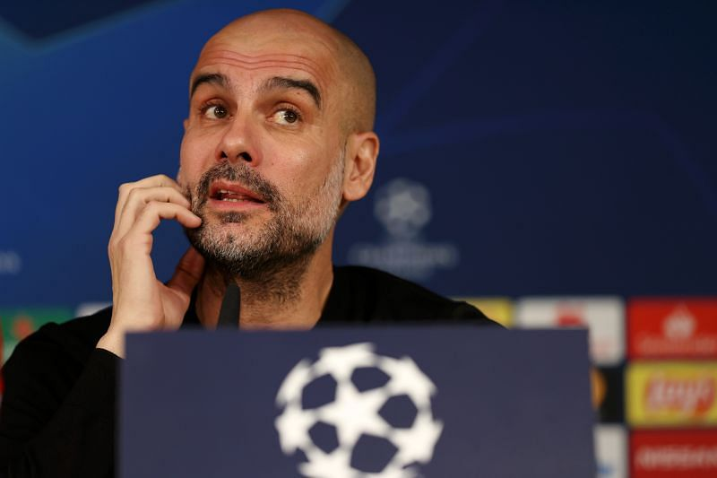 Pep Guardiola will return to Spain with a purpose.