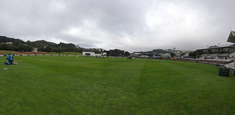 न्यूजीलैंड vs भारत, पहला टेस्ट- वेलिंग्टन, बेसिन रिजर्व