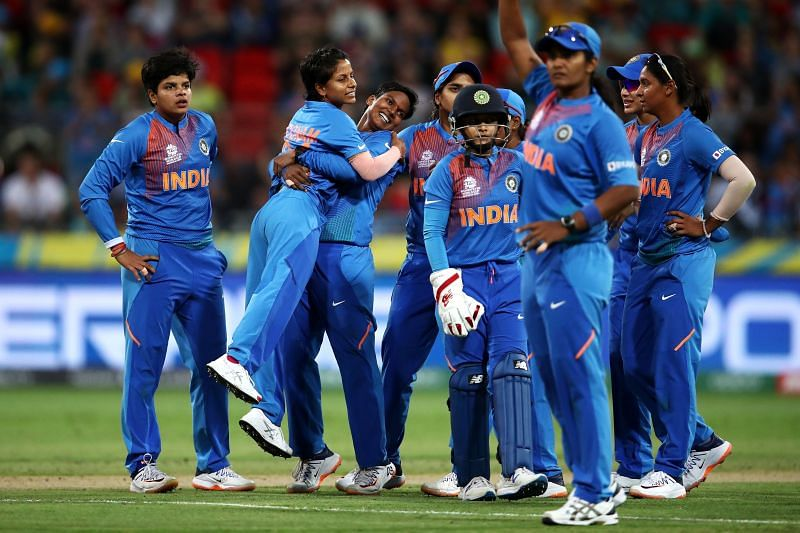 Poonam Yadav picked up brilliant figures of 4-19 as India beat Australia by 17 runs