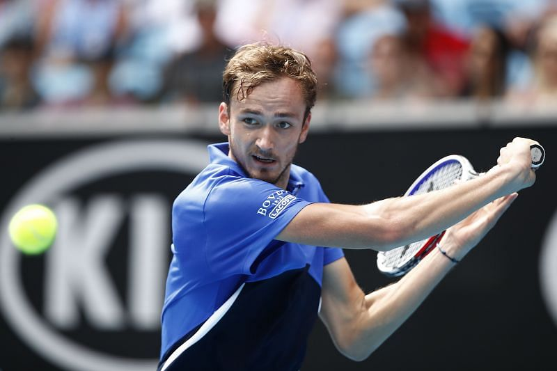 Daniil Medvedev has failed to carry his explosive form into the new season