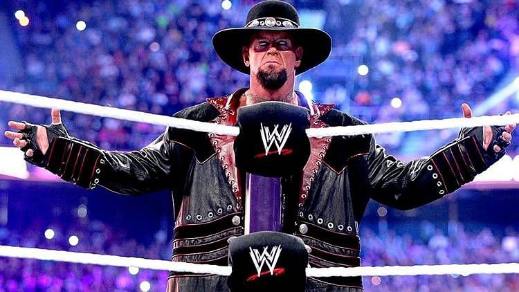 AJ Styles could retire the legendary Undertaker this year