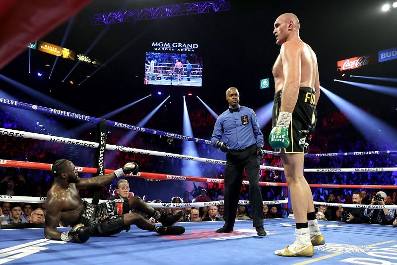 Tyson Fury is a world champion once again after dominating Deontay Wilder