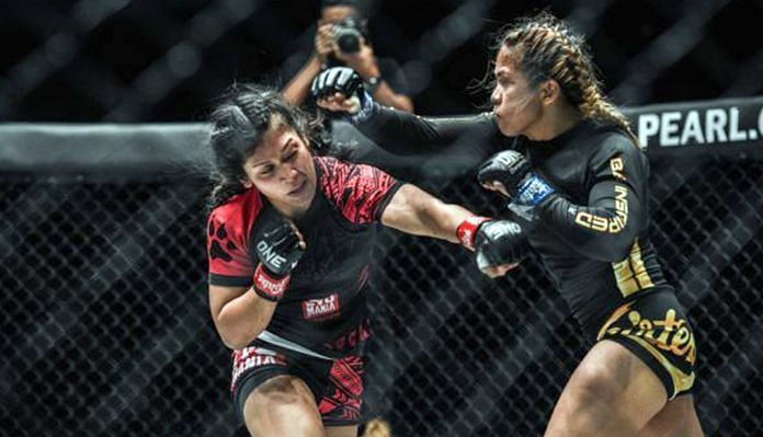 Yamaguchi has twice shared the stage with Lee for the atomweight belt and came close to capturing the golden strap on both occasions