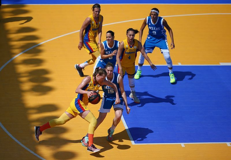 Basketball - Day 13: Baku 2015 - 1st European Games