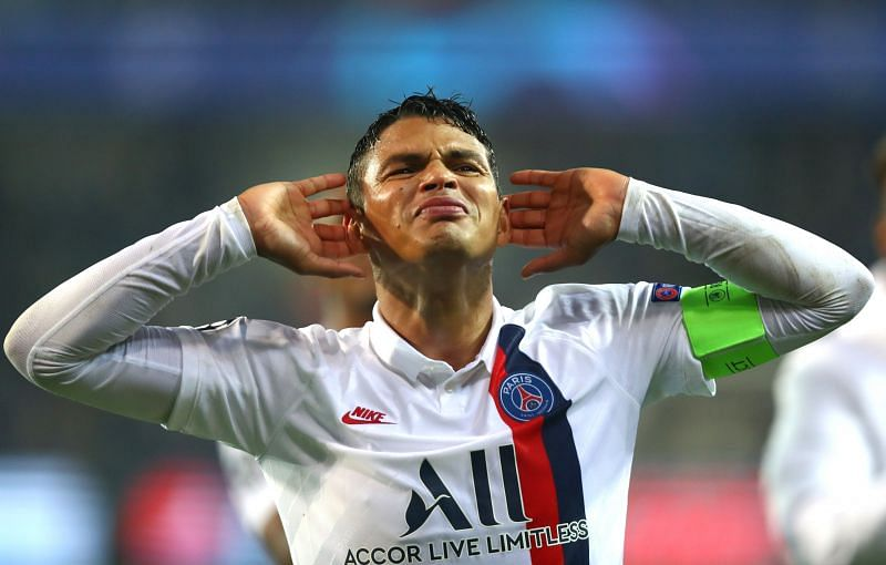 Paris Saint-Germain have not offered any contract extensions on the table for captain Thiago Silva