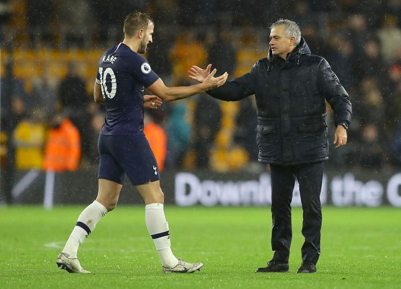 Jose Mourinho remains without a backup for his talismanic striker Harry Kane