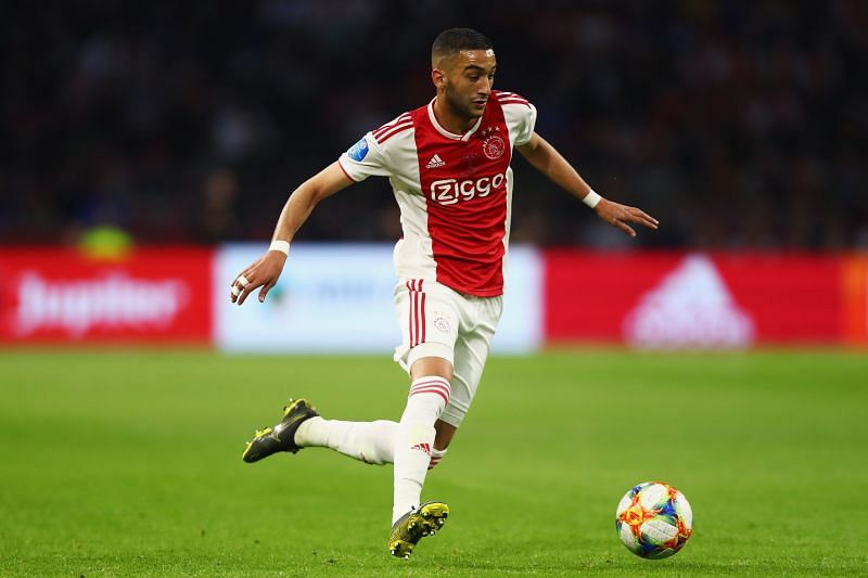 Ziyech will join Chelsea ahead of 2020-21 season
