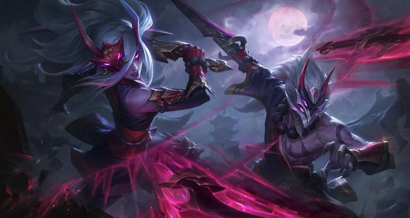 Bloodmoon Katarina and Yi coming in this patch