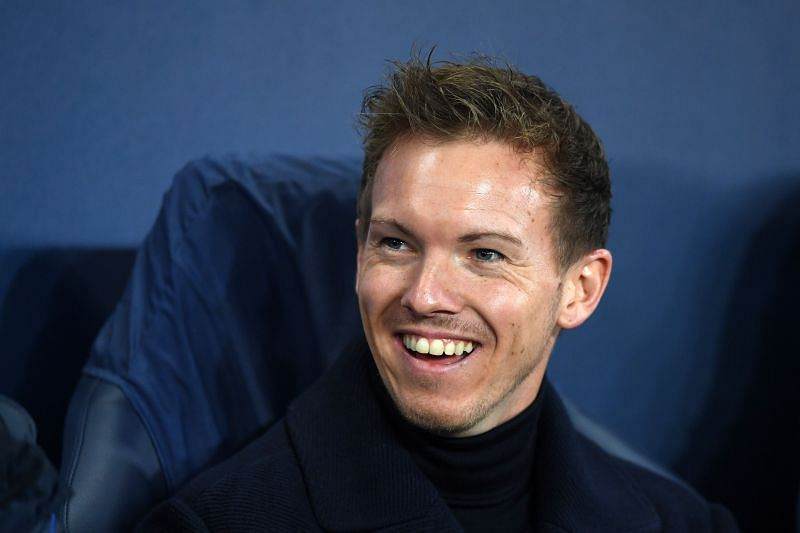Julian Nagelsmann (at 28) was the youngest manager in Bundesliga history at Hoffenheim