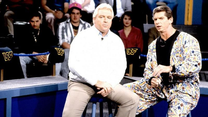 Vince McMahon and Bobby