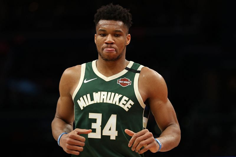 The Greek Freak will be a free agent in the summer of 2021