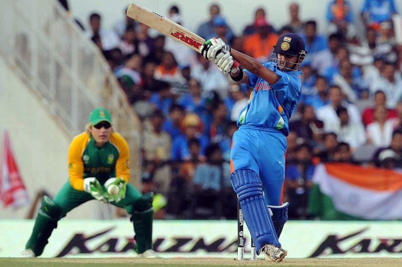 Gautam Gambhir at the 2011 ICC World Cup