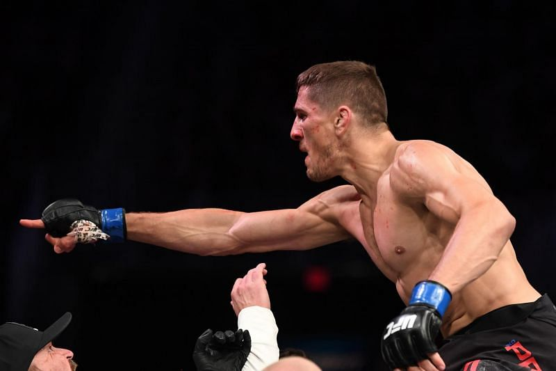 Niko Price is all set for his Octagon return (Image courtesy: UFC)