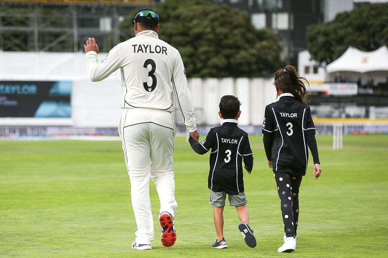 Ross Taylor became the first player to have played 100 games in all three formats
