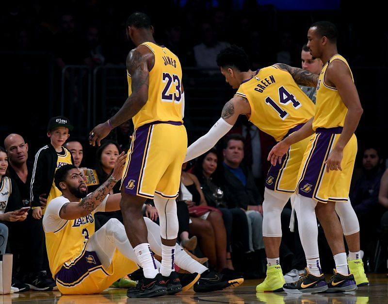 The Lakers are relevant once again