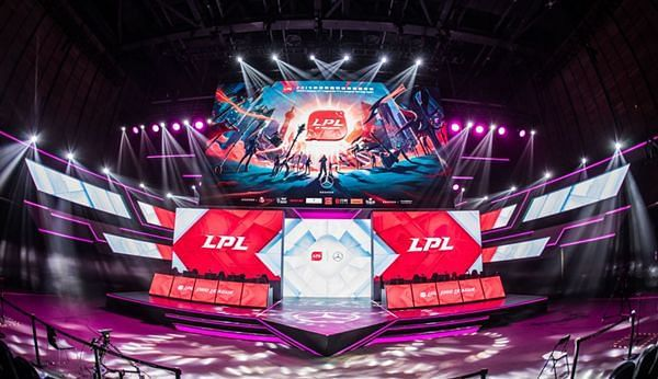 LPL will soon be broadcasting scrims