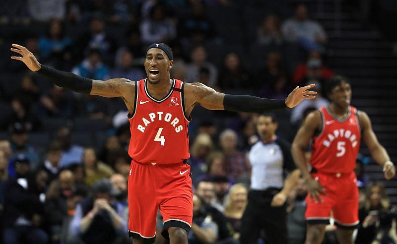 The Toronto Raptors have been among the NBA