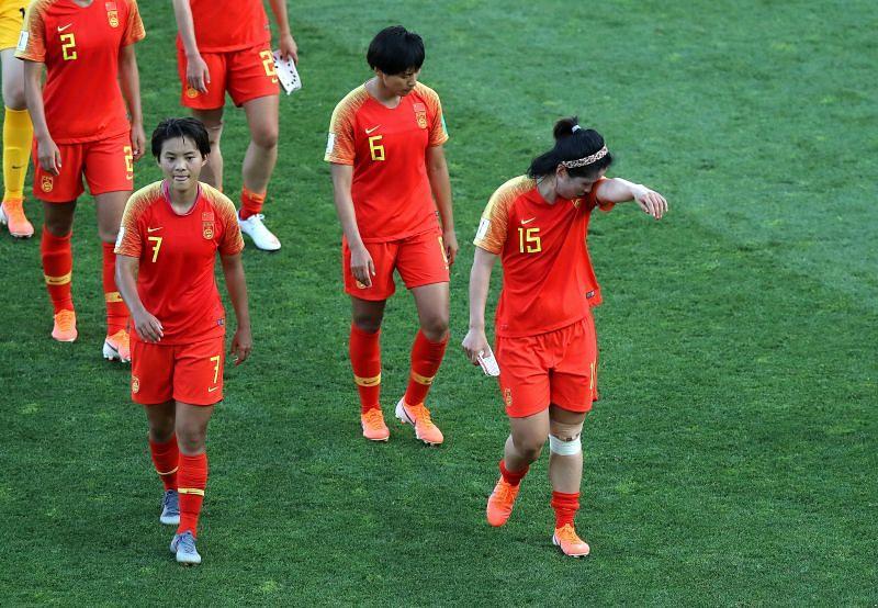 Italy v China: Round Of 16  - 2019 FIFA Women