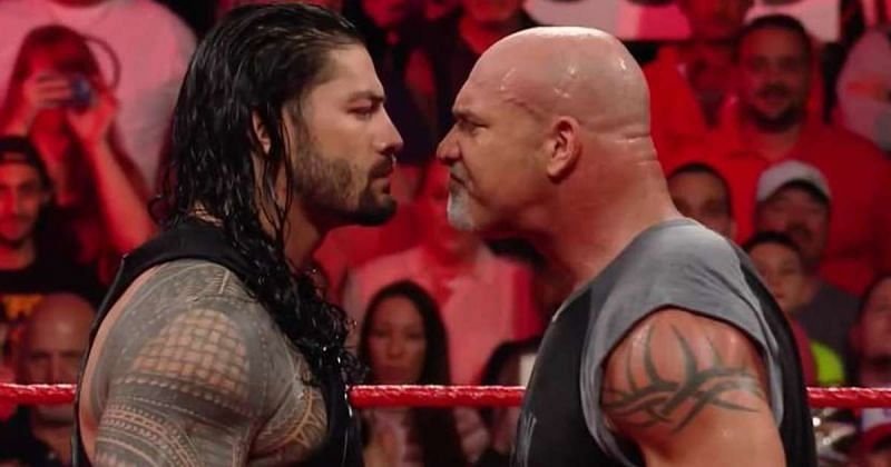 If rumors are true, then the match between Goldberg and Roman Reigns is bound to be predictable