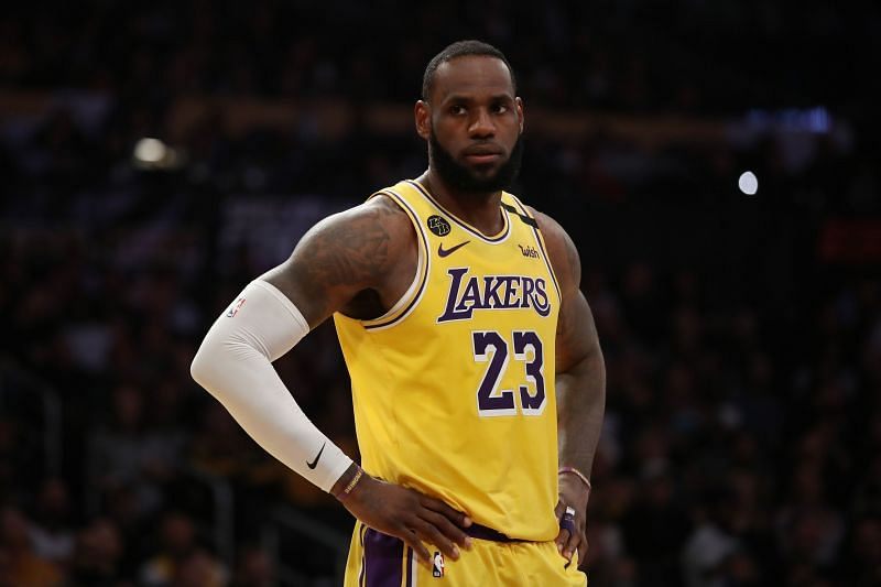 LeBron James has enjoyed an excellent season with the Lakers