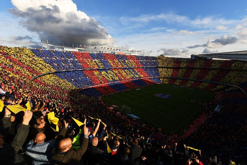 Few other fixtures can match the atmosphere and intensity of El Clásico