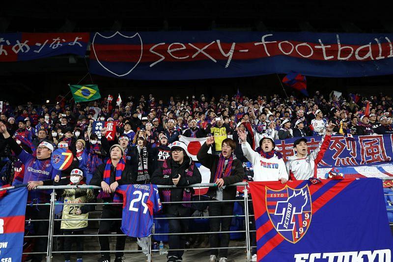 FC Tokyo will take on Shimizu S Pulse on Sunday