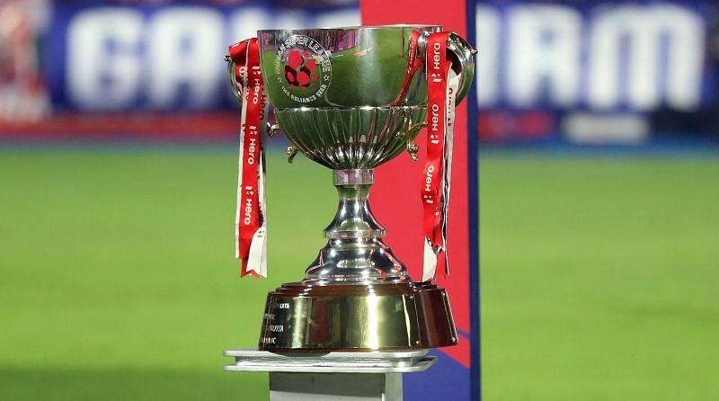 Hero ISL Trophy