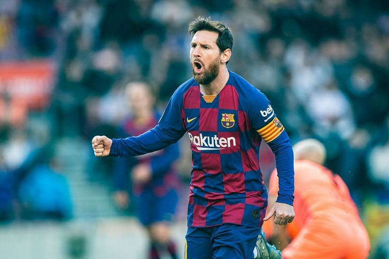 Barcelona talisman, Lionel Messi claimed the award last season and he is in the running once again