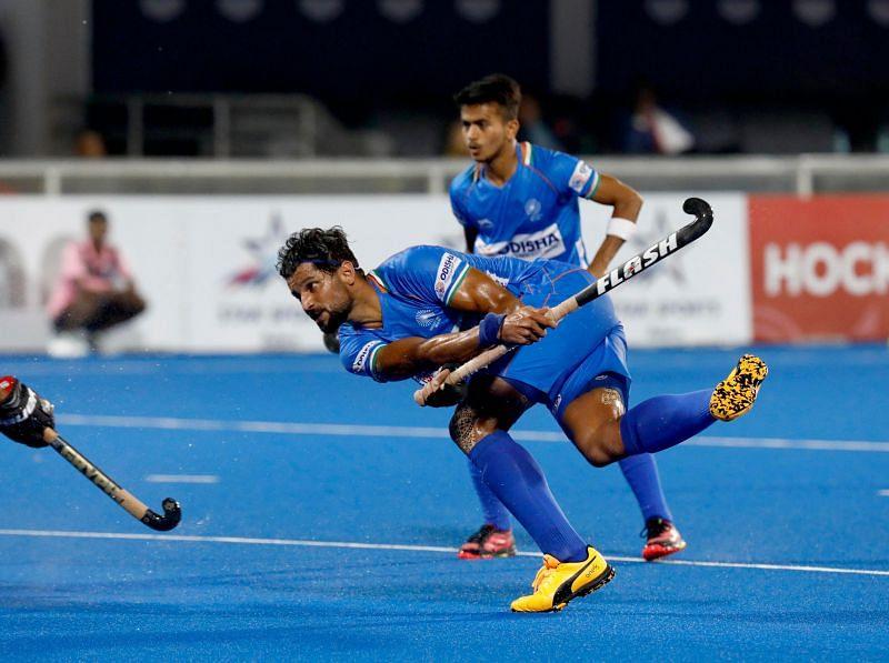 Rupinder Pal Singh Image Courtesy: Hockey India