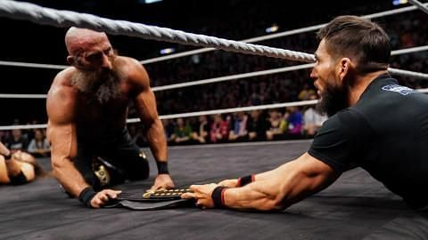 Will Gargano explain his actions from TakeOver: Portland?