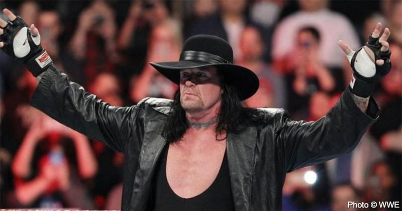 Who really is le ft for The Undertaker to face at WrestleMania 36?